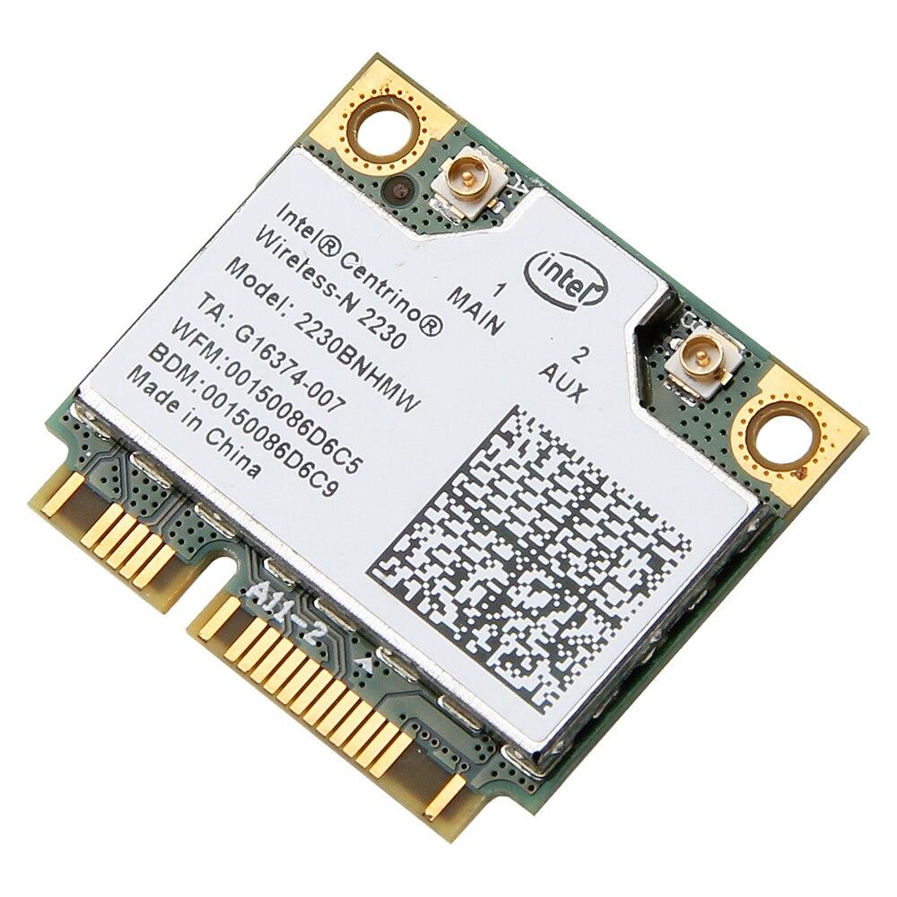 300 Mbps Wi-Fi + BT 4.0 para Intel Centrino Wireless-N 2230 2230BNHMW - Equipo de red - foto 4