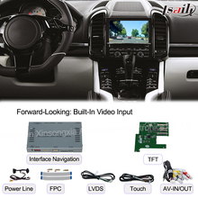 WINCE Navigation Video Interface All-in-one machine for 2010-2015 Porsche Macan , Cayenne