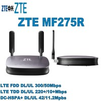 Партия из 20 штук zte MF275R Turbo концентратор, DHL доставки