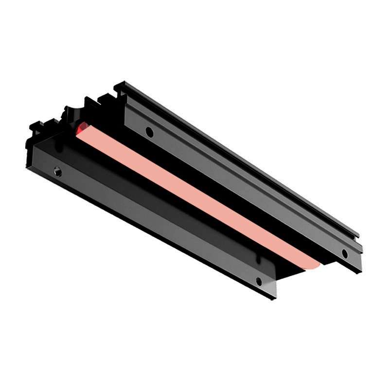 pccooler B11 M.2 HDD Cooler, SSD Cooler, Solid State Drive Radiator, Copper tube cooling, Black, Red