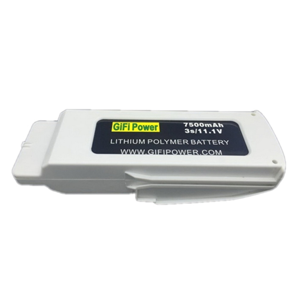 Upgarded 11 1v 7500mAh 3S Lithium Li po RC Battery Rechargeable Battery For Blade Chroma RC