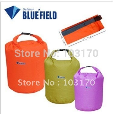 Waterproof  Compress Dry Bag for  Canoe Kayak Camping Outdoor Organize Bag Large Capacity 20L(S) 1 pc