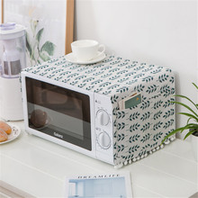 Microwave Cover For Home Kitchen Oven Dust Proof Cover