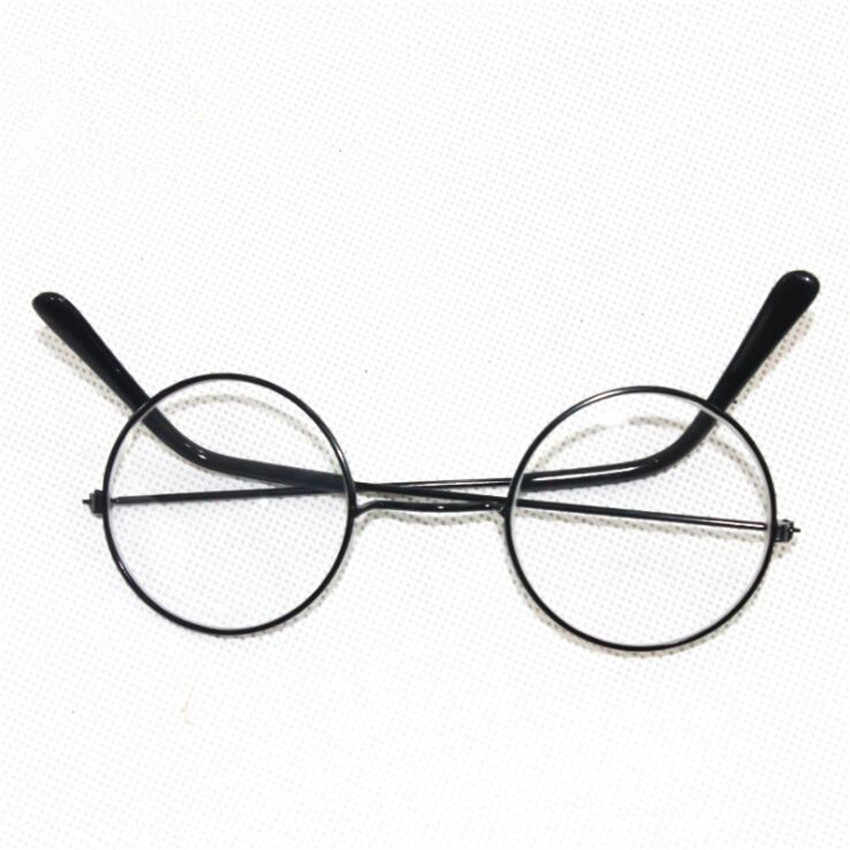 2120cfffcd ... Anime Harry Potter Cosplay Props Glasses Men Women Children Fashion  Fancy Circle Spectacle Frames ...