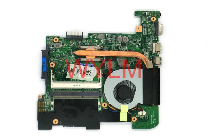 free shipping 1215B mainboard For ASUS 1215B motherboard MAIN BOARD REV 2.2 100% Tested Working odeon light подсветка для зеркал odeon light wiron 2035 3w