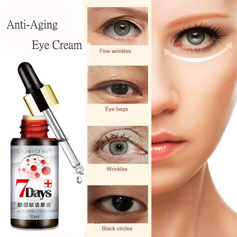 Reparação de rugas Creme Para Os Olhos Essência Soro Anti-Envelhecimento Anti-Inchaço Remover Olheiras Linhas Finas Da Pele Cuidados Com Os Olhos cremes de Beleza