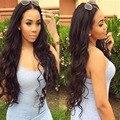 Бразильские Волосы Девственницы Объемной Волны 4 Связки Queen Hair Products Бразильские Человеческие Переплетения Волос Пучки Бразильской Волне Тела Волосы Девственницы