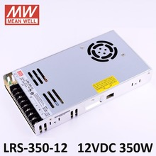 Alimentation Meanwell LRS 350 12 w, 12v, 29a, sortie unique, 350w