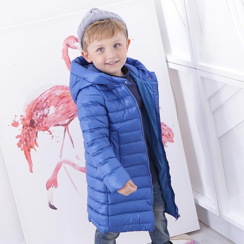 Aliexpress.com : Buy OLEKID 2017 Children Winter Down Jackets ...