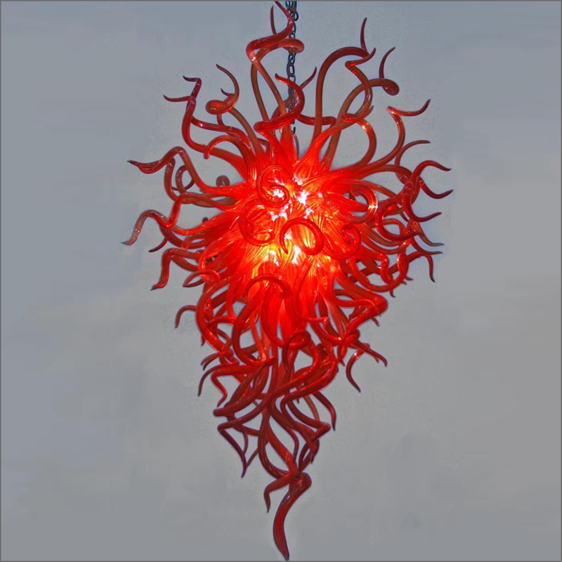 ><font><b>Spanish</b></font> Multicolor Lamps Chihuly <font><b>Style</b></font> Hanging DIY Hand Blown Glass Chandeliers and Suspensions New <font><b>House</b></font> Decor
