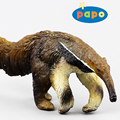 Wholesale Papo classic print of old goods simulation model of children's toy animal anteater ornaments