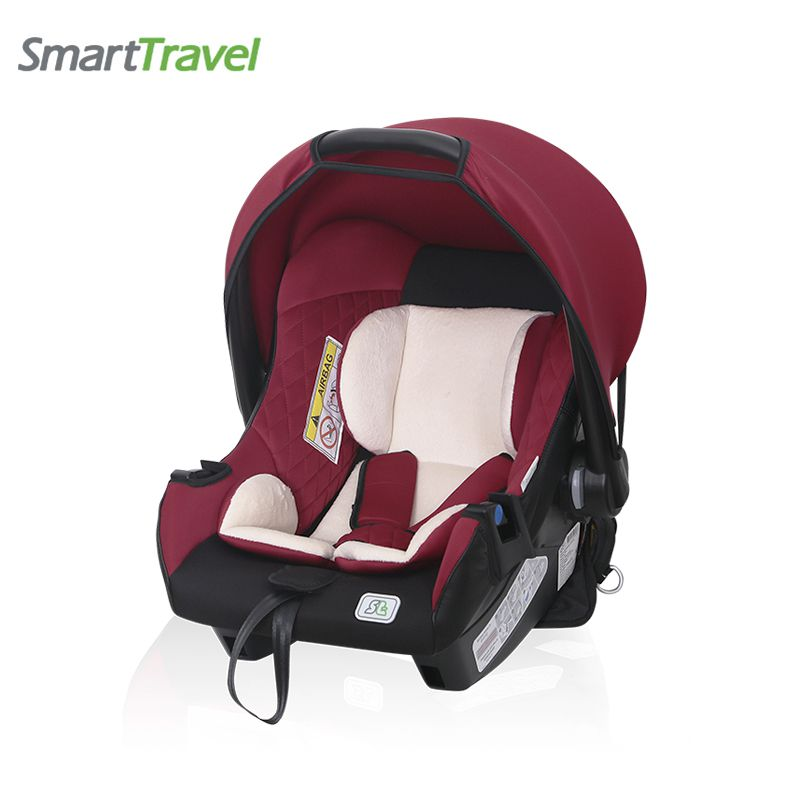 Child Car Safety Seats Smart Travel First, 0-1,5 years, 0-13 kg,  grouplylka0+ kidstravel sweet years sy 6285l 13
