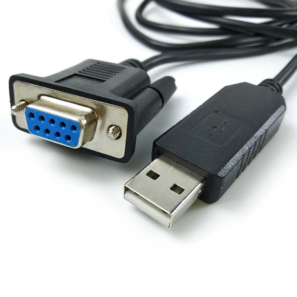 Support win10 win8 ftdi usb rs232 db9 seriell dce crossover rollover null modem kabel
