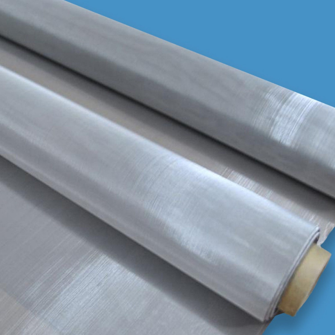 120 Mesh Stainless Steel Woven Wire 125 Micron Cloth Screen Filter 30x90cm For Home Use 5 8 20 30 40 mesh stainless steel screen wire filter sheet woven cloth 15x30cm with wear resistance