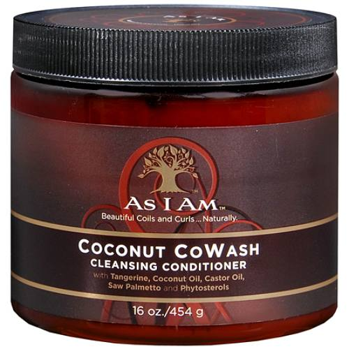 United States As I coconut CoWash Conditioner 16 oz 454g Cleansing Am