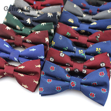 Formal Business Suit Bow Ties For Men Polyester Animal Cravats Fashion Adjustable Bowtie for Wedding Party Groom Butterfly 2019 fashion bow ties for groom men butterfly colorful bowtie creative feather decor bowtie men s suit s accessories