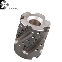 Power roughing cutting corn milling cutter cnc milling machining long flutes mill tools