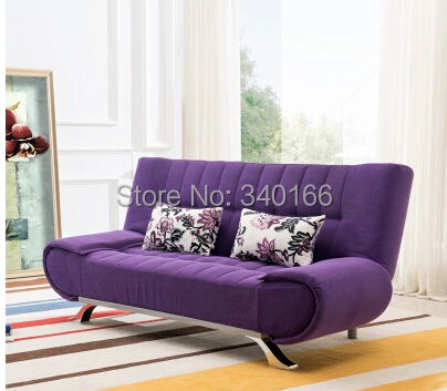 SFB008 Double/Single sofa bed Multi-function folding sofa bed,contracted contemporary sofa bed-length choice of 1.8m/1.2m/0.8m 1