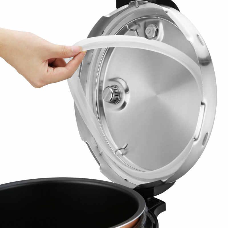 Электрические скороварки интеллектуальные электрические скороварки 5L двойной желчный пузырь бытовой высокой рисовой плиты