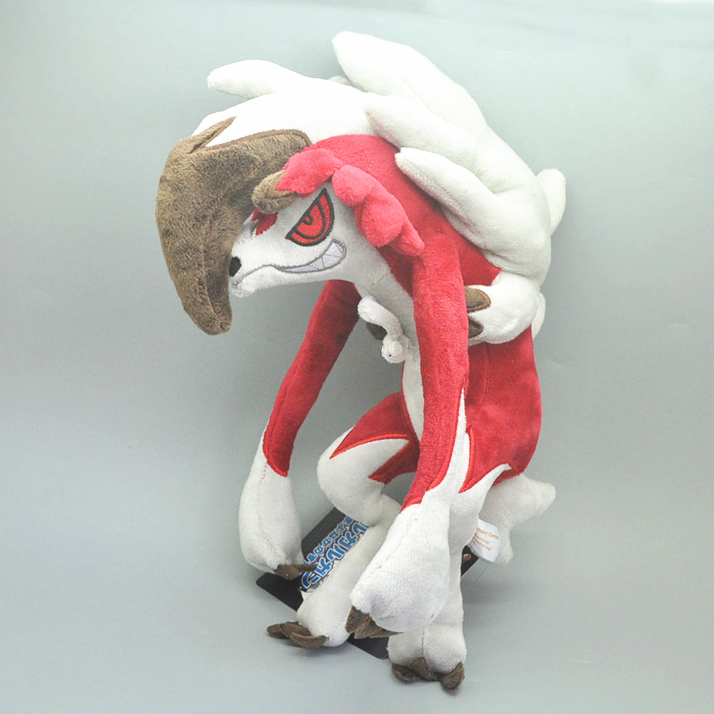 takara-tomy-font-b-pokemon-b-font-30cm-cartoon-anime-werewolf-lycanroc-stuffed-plush-toys-rockruff-font-b-pokemon-b-font-plush-toys-doll-gifts-for-kids