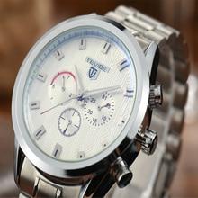 Los Hombres de lujo Relojes TEVISE Marca Reloj Masculino Mecánico Automático Para Hombre Relojes de pulsera Niños Relojes Reloj relogio masculino
