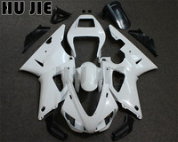 ABS Injection Molding Unpainted Fairing Kit For Yamaha YZF R1 YZF R1 1998 1999 98 99 Motorcycle Bodywork Fairings