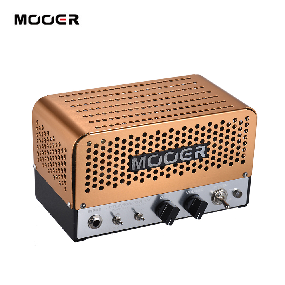 buy high quality mooer little monster bm mini 5w all tube guitar amp amplifier. Black Bedroom Furniture Sets. Home Design Ideas