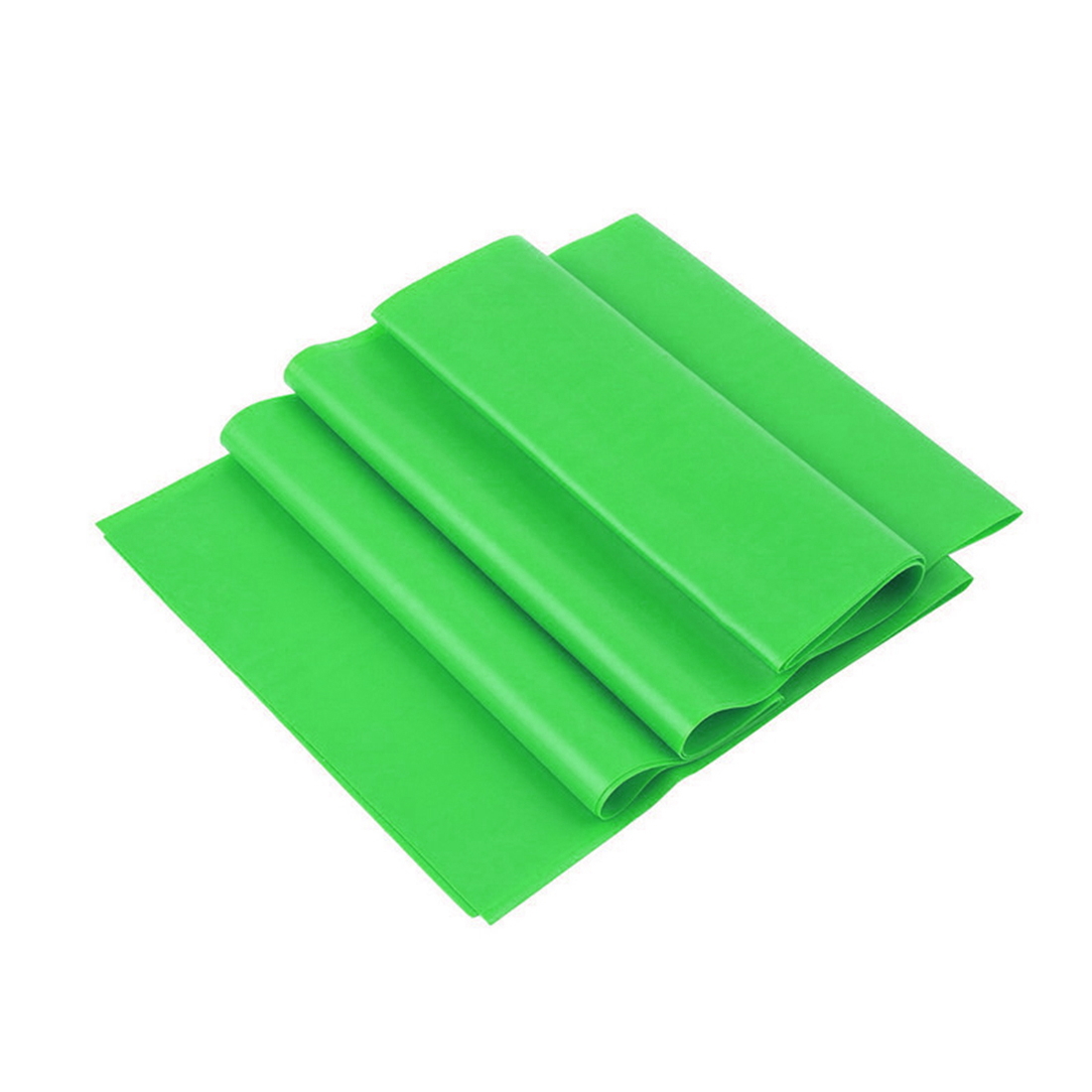 Exercise Rubber Bands Green: Super Sell Green 1.5m Yoga Pilates Rubber Stretch