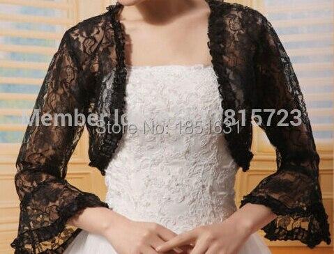 Hot 5 Colour Bridal Lace Bolero Jacket Shawl Wraps Cape Pashmina Wedding Dress.jpg