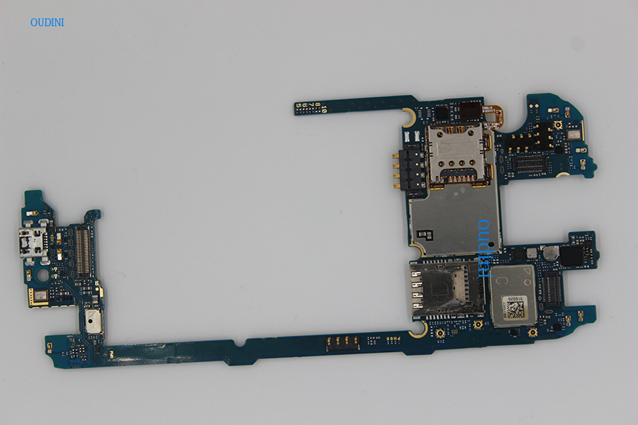 Image 2 - oudini 100 % UNLOCKED 32GB work for LG G4 H818 Mainboard,Original for LG G4 H818 32GB Motherboard Test 100% & dual simcard-in Mobile Phone Circuits from Cellphones & Telecommunications