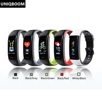 Smart Band IP67 Waterproof Activity Fitness Tracker Heart Rate Blood Pressure Monitor Fit Sports Smart Bracelet health smartband