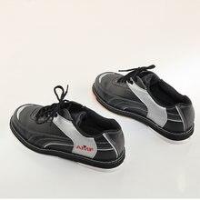Профессиональные обувь для боулинга мужчины женщины специальная спортивная обувь оранжевый и черный заклинание цвет мужской обуви