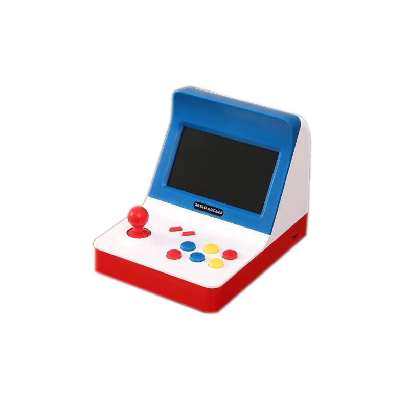 Mini Arcade Machine Video Game Console 4.3 Inch 16GB pre Built In 3000 Games 1