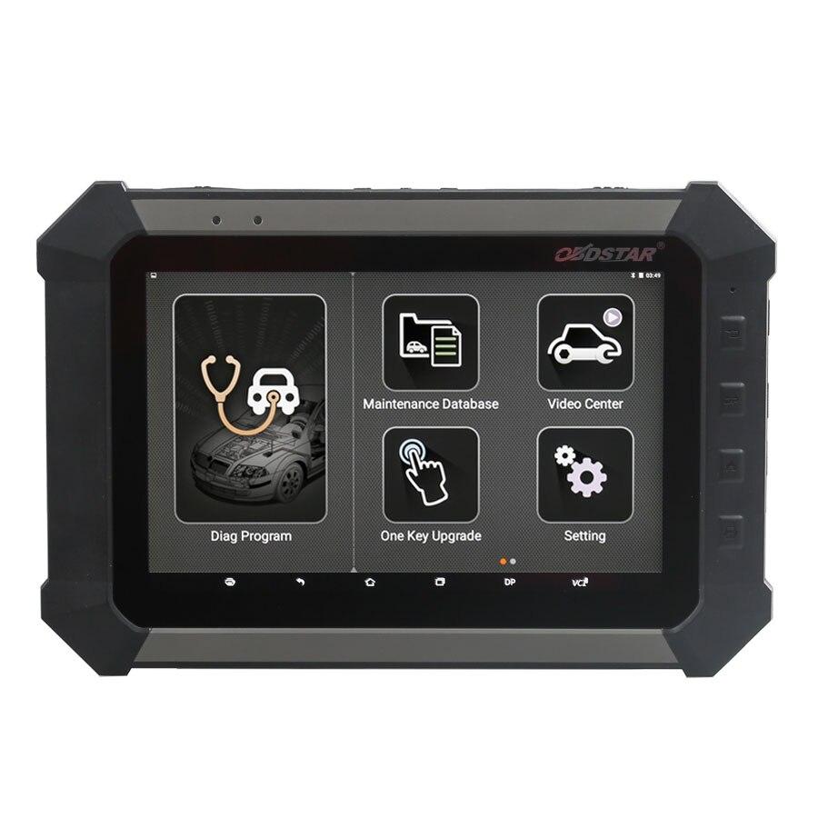 Obdstar DP Pad Планшеты Immo Одо EEPROM пик OBDII инструмент для Японии и Южной Кореи транспортных средств