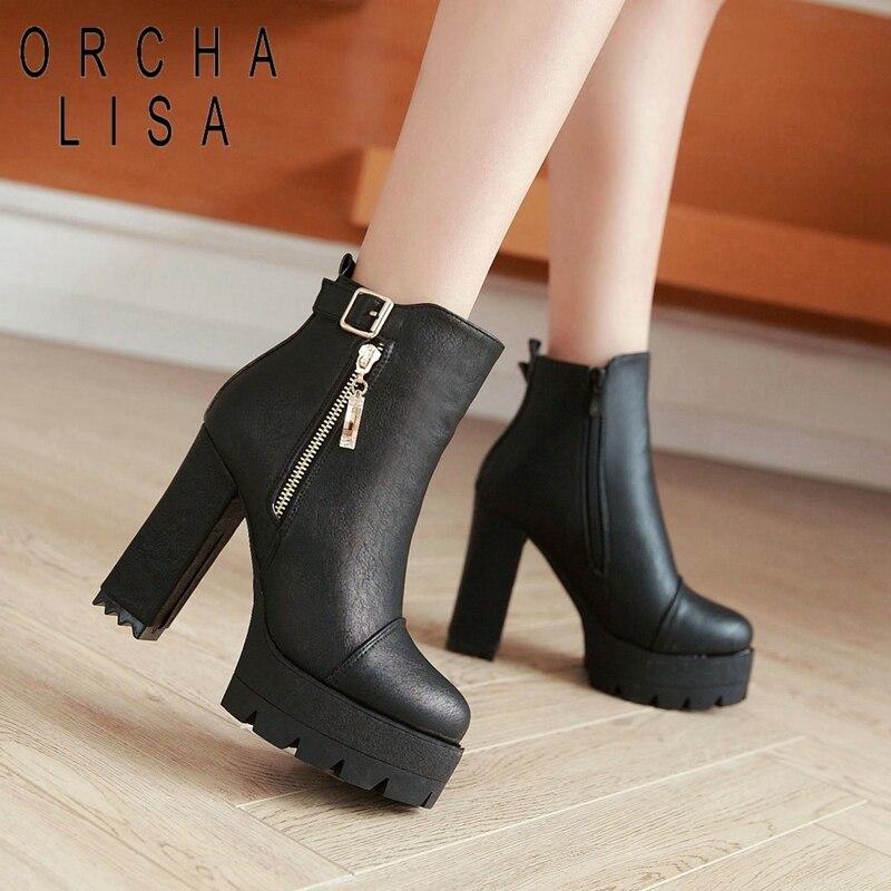 ORCHA LISA nuevo Ultra Sexy zapatos de tacones altos altos altos mujer punta e2dbc3