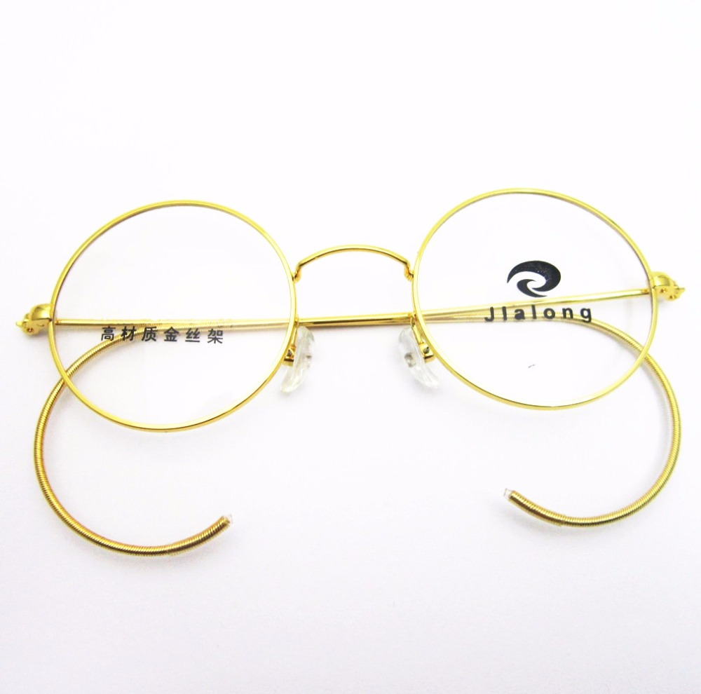 Buy gold wire frame glasses and get free shipping on AliExpress.com