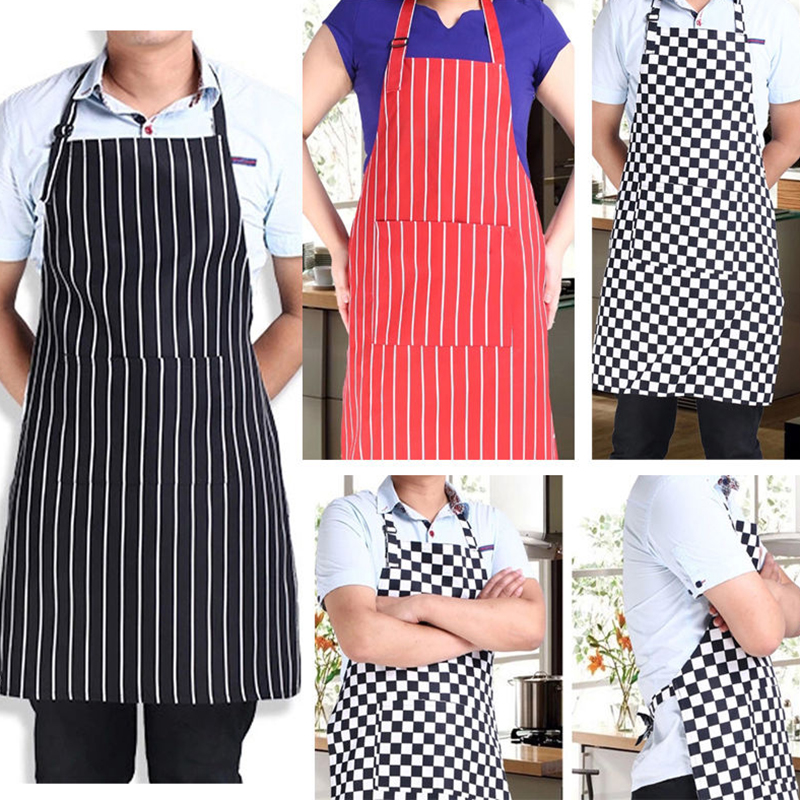 Superbe Stripe Bib Apron Kitchen Vogue Women Men Cooking Chef Waiter Kitchen Cook  New Tool Apron In Aprons From Home U0026 Garden On Aliexpress.com | Alibaba  Group