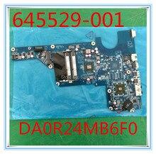 original laptop motherboard 645529-001 for HP Pavilion G4 G4-1000 E350 Notebook PC system board DAOR24MB6F0 100% Test ok