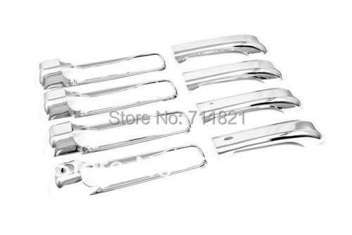 Aliexpress.com : Buy Chrome Door Handle Cover For Jeep