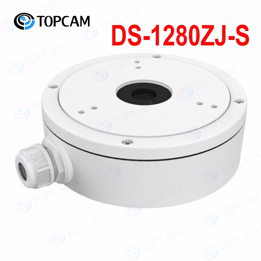 DS-1280ZJ-S Indoor Outdoor Camera juction box for bullet camera DS-2CD2T42WD-I5I8 DS-2CD2642FWD-IZS