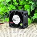 Entrega gratuita. DFB0412M 4020 12 v 0.08 A 4 cm ultra-silencioso 1 u caso interruptor de Um ventilador de refrigeração