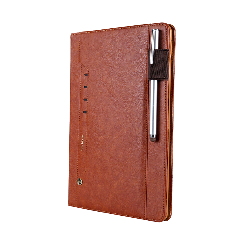 For iPad Pro 10.5 Case iPad Pro 10.5 Inch Cover Funda Tablet PU Leather Flip With Card Slots Wallet Cases