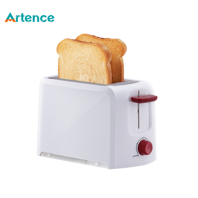 New Arrival Household Stainless Steel 2 Slices Toaster Bread Toast