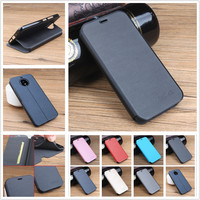 Wallet Leather For Motorola Moto G5S / G 5 S / G 5s 5.2