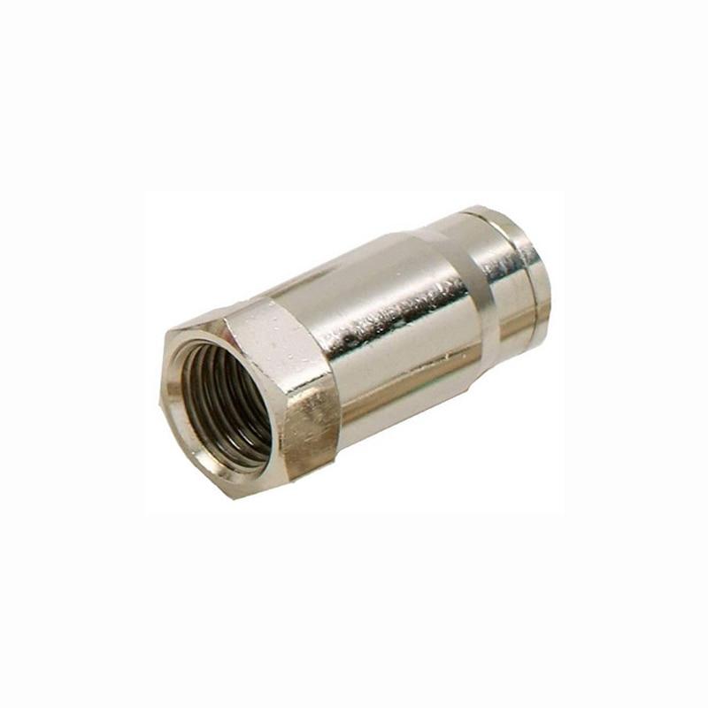 L049 Συνθετικό δακτυλιδιού υψηλής πίεσης HAIGINT 1/4 'θηλυκό σε 3/8' Συνδυασμός ταχείας πίεσης 5 τεμ.