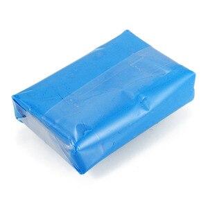 Image 1 - 1pc Blau Sauberes Auto Waschen Lkw Magie Ton Bar Auto Fahrzeug Detaillierung Waschen Ton Reiniger Mayitr Praktische Reinigung Werkzeuge