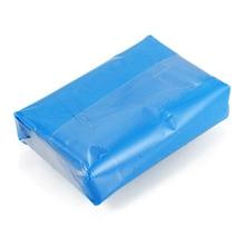 Barra de arcilla mágica azul para lavado de coches, herramienta de limpieza práctica con detalles para vehículos, arcilla, Mayitr, 1 unidad