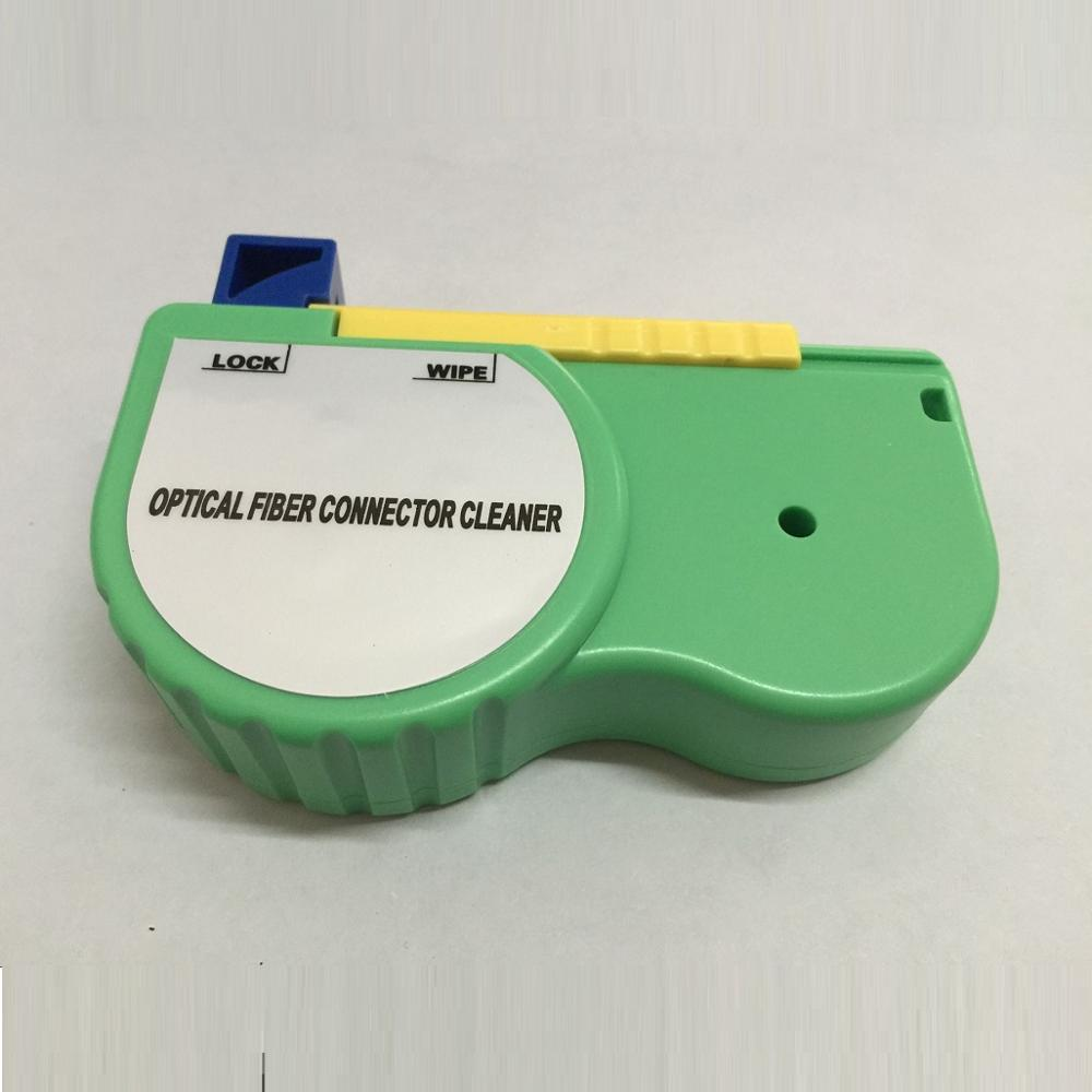 Fiber Optic Conector Cleaning Cassette Optical Fiber Connector Cleaner SC FC ST