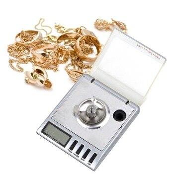 échelle Numérique Grammes | OUTAD Nouveau 6 Modes De Pesage Différents Poche 30g X 0.001g Mini Bijoux Numériques Diamant Or Gramme Balance Portable