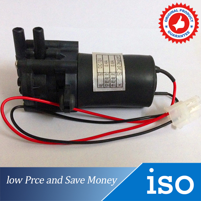 12V Self-priming Mini Gear Oil Pump Household Liquid Transfer P